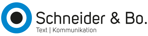 Schneider & Bo. Texter Augsburg